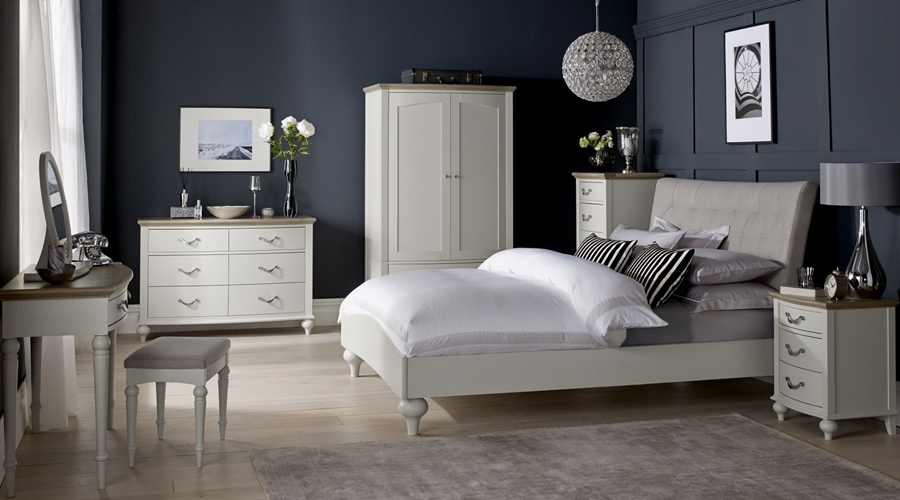 Montreaux Grey Washed Oak & Soft Grey