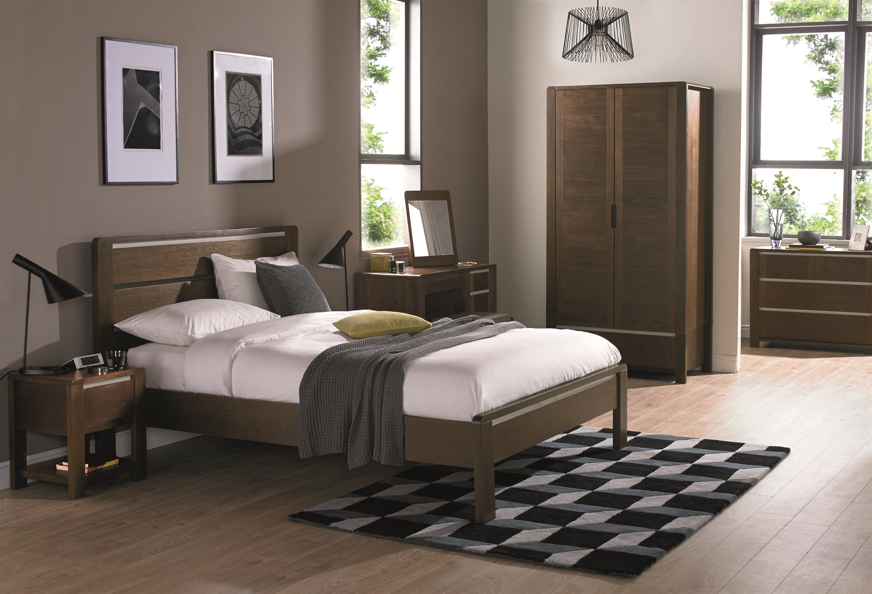 Walnut Bedroom Furniture Uk > PierPointSprings.com