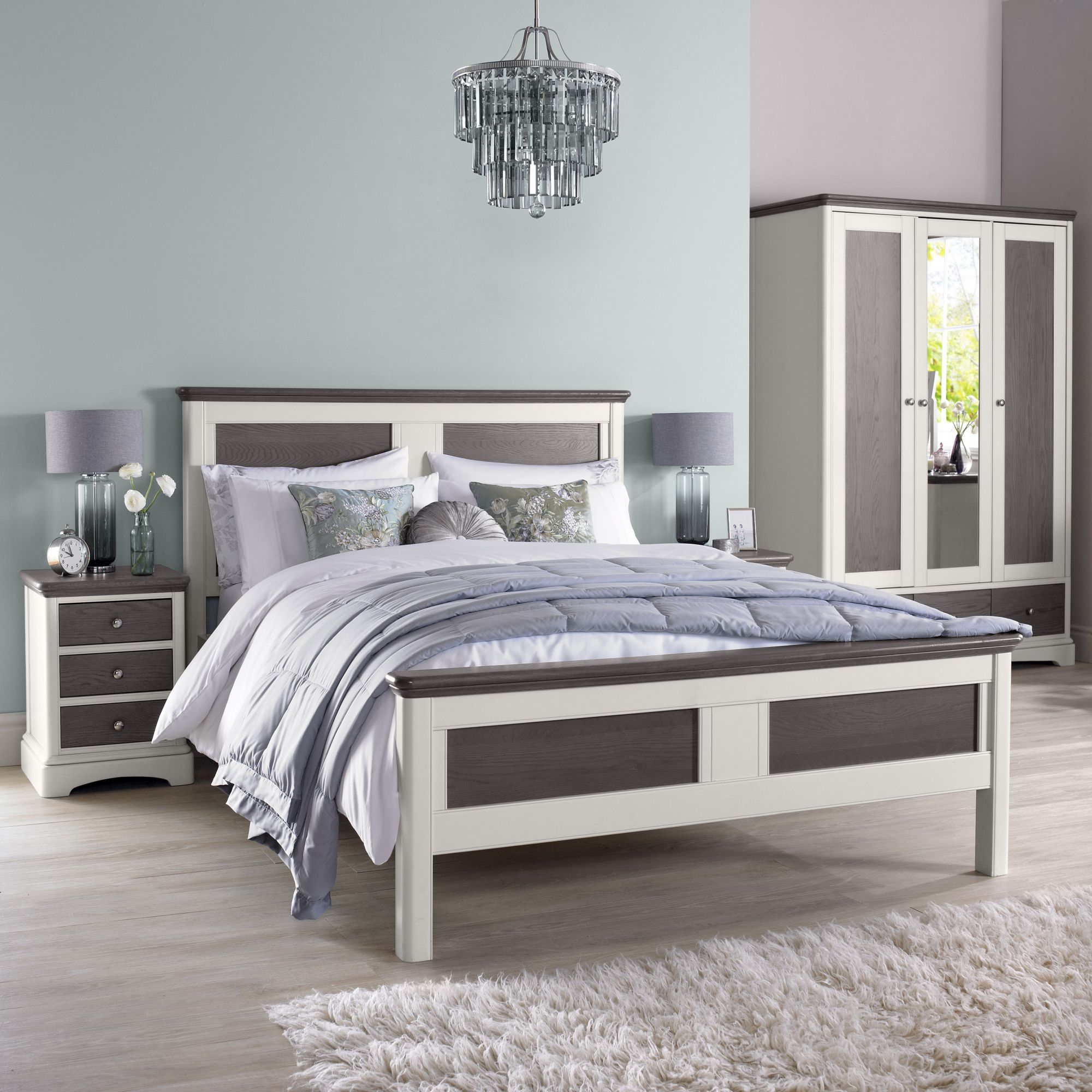 Bedroom Furniture Furniture Store In Leicester World Of Furniture - Weathered oak bedroom furniture