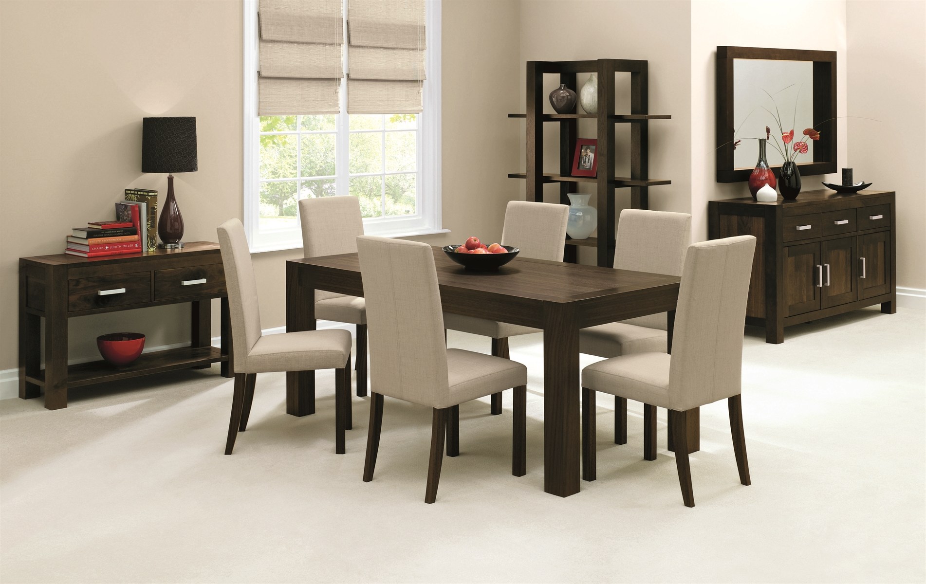 Lyon Walnut Bedroom Furniture Dining Room Furniture Furniture Store In Leicester World Of