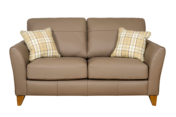 Fairfield Leather 2 Seater Sofa ...