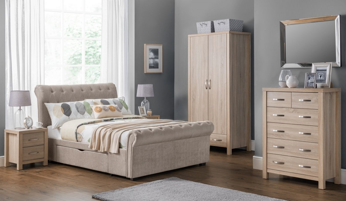 quality white bedroom furniture fine. Hamilton Is A Stylish And Extensive Range Of Bedroom Furniture. Finished In High Quality Warm Sonoma Oak Foil Accented With Subtle Curved, White Furniture Fine